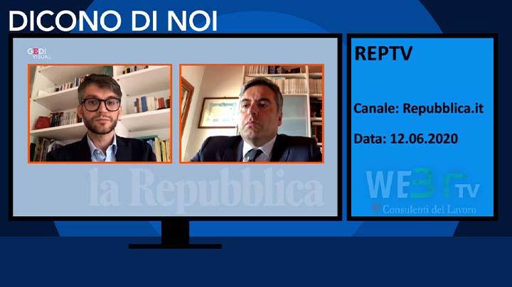 Repubblica Tv del 12.06.2020