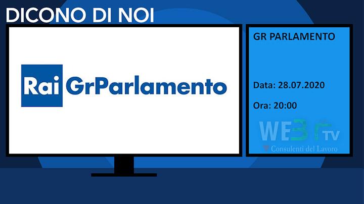 Gr Parlamento del 28.07.2020