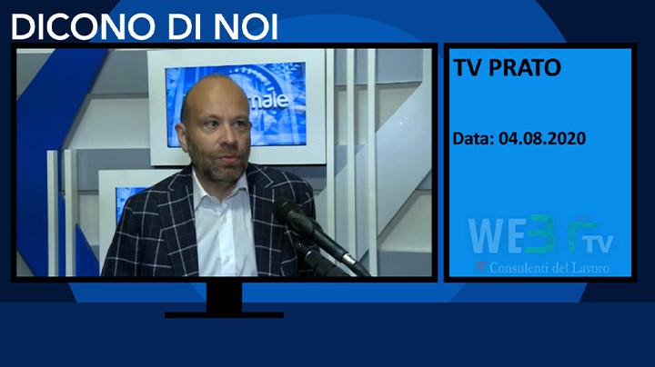 TV Prato del 04.08.2020