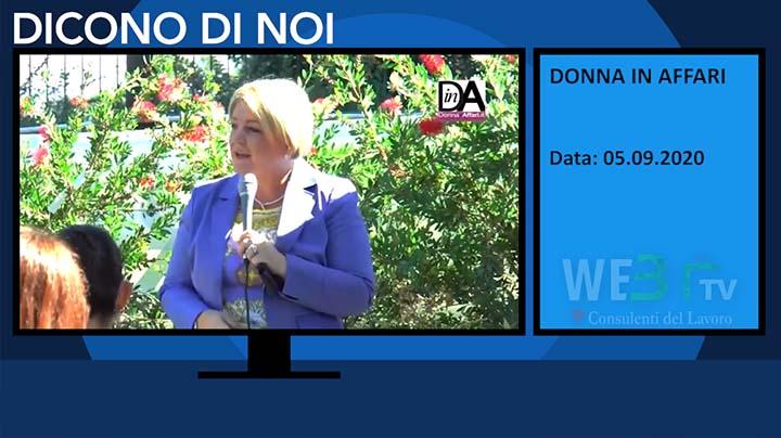 Donna in Affari del 05.09.2020