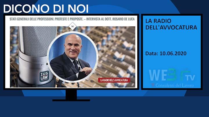 Ius Law web radio del 10.6