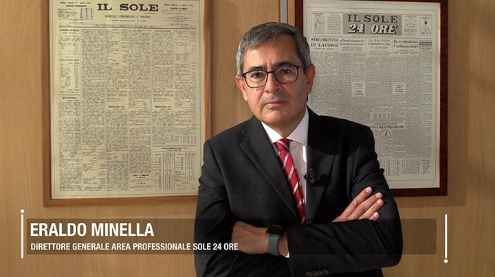 SOLE 24 ORE - Eraldo Minella