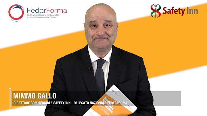 SAFETY INN, FEDERFORMA - Mimmo Gallo