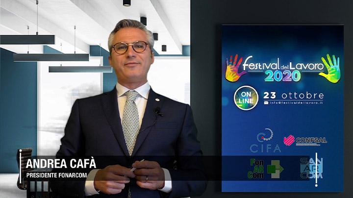 FONARCOM - Andrea Cafà