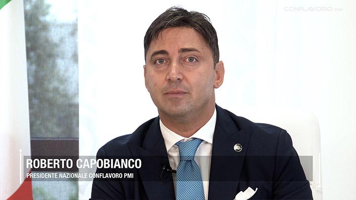 CONFLAVORO PMI - Roberto Capobianco