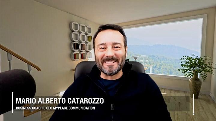MYPLACE COMMUNICATION - Mario Alberto Catarozzo