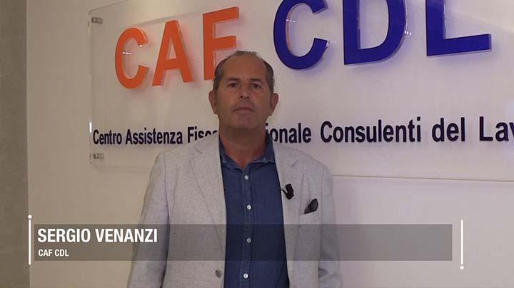 CAF CDL - Sergio Venanzi