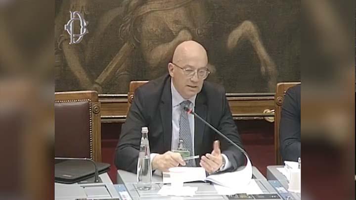 Milleproroghe: audizione CNO - Camera dei Deputati 16.01.2020