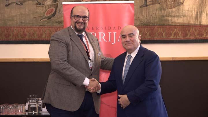A Madrid l'intesa tra Fondazione Studi, Università de Nebrija e Istituto Nebrija
