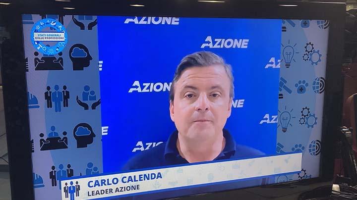 Stati Generali delle Professioni - Carlo Calenda