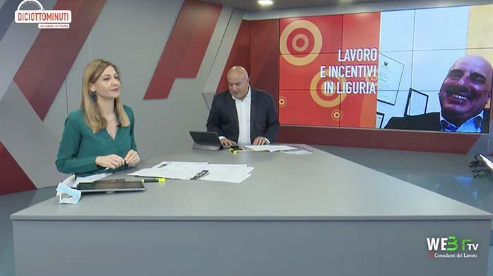 Liguria: incentivi per lavoratori ed imprese