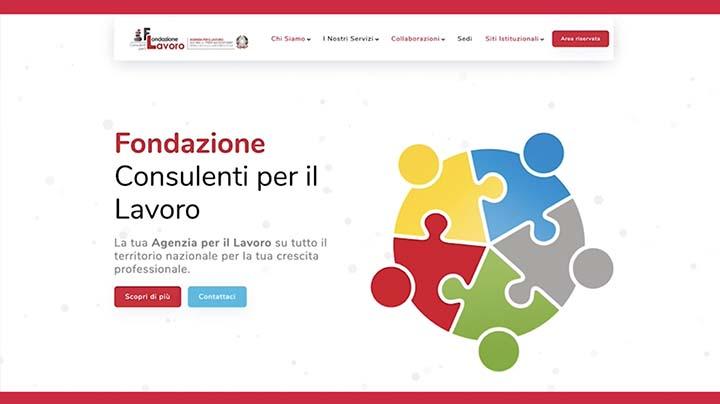 Il nuovo sito fondazionelavoro.it