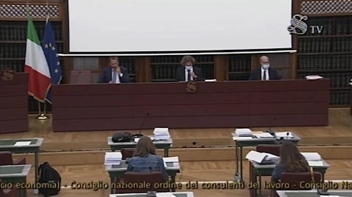 Audizione al Senato sul DL 104/2020