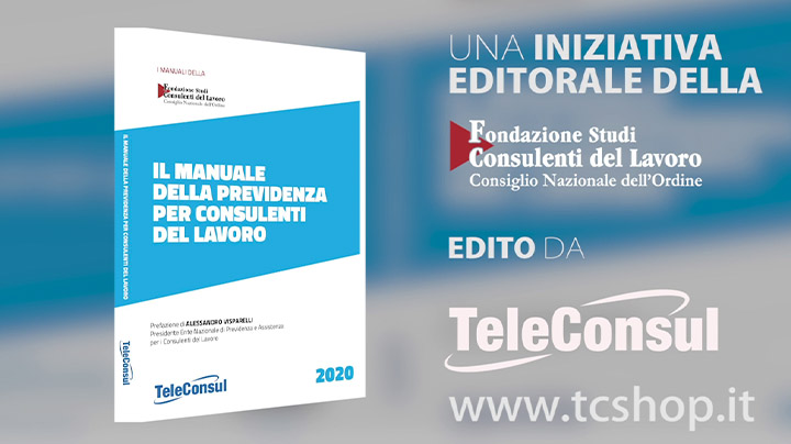 Manuale della Previdenza per Consulenti del Lavoro