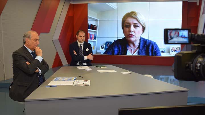 Stati Generali delle Professioni - Marina Calderone