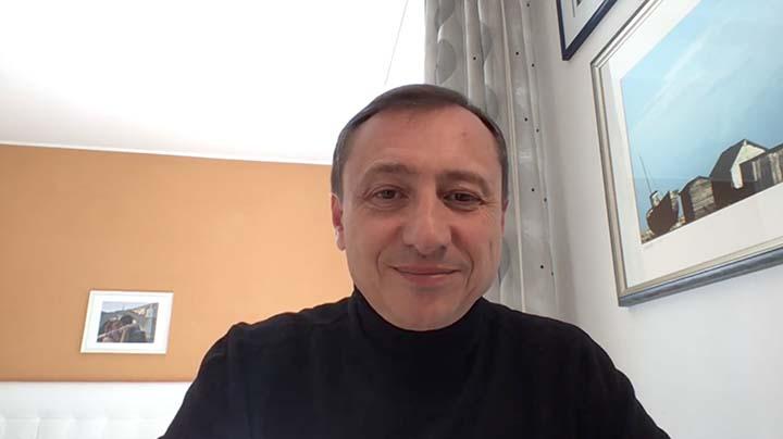 Andrea Pozzatti. Il tempo è ora