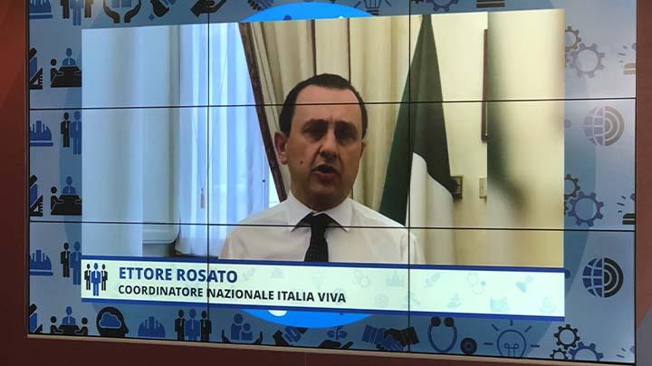 Stati Generali delle Professioni - Ettore Rosato