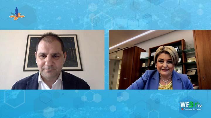 26° - Intervista alla Presidente Marina Calderone