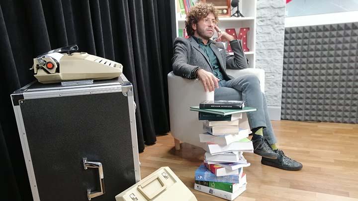 Conversazione con Daniele Mencarelli, Premio Strega Giovani 2020