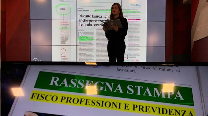 Rassegna Stampa - 03.02.2020