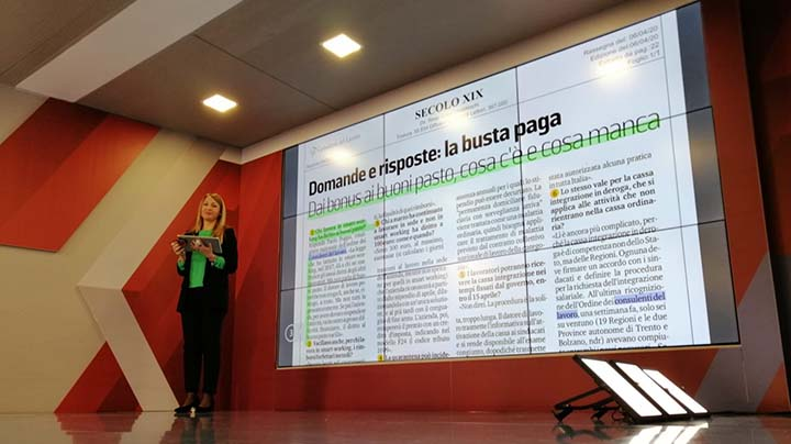 Rassegna Stampa - 06.04.2020