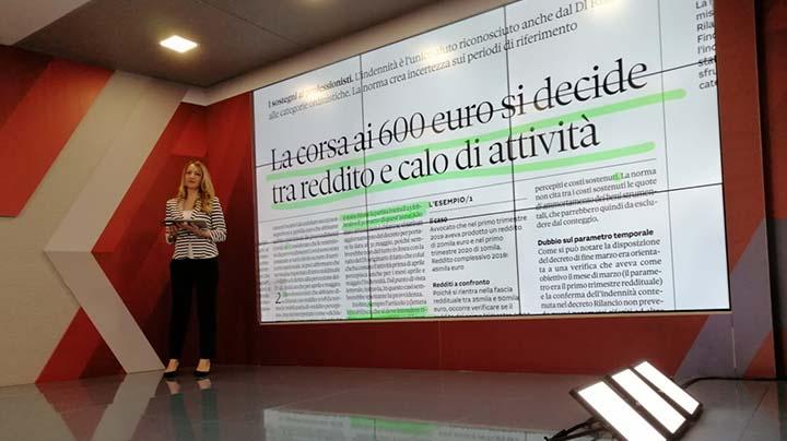 Rassegna Stampa - 25.05.2020