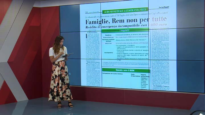 Rassegna Stampa - 13.07.2020