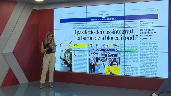 Rassegna Stampa - 20.07.2020