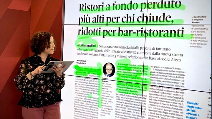 Rassegna Stampa - 26.10.2020