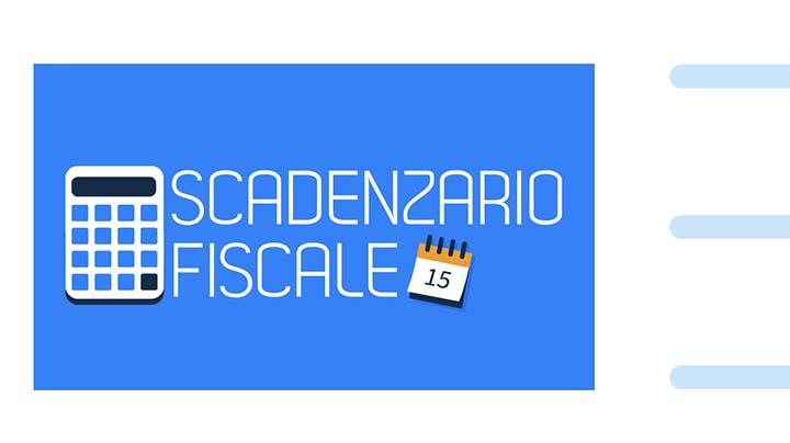 Scadenzario Fiscale del 2 Novembre 2020