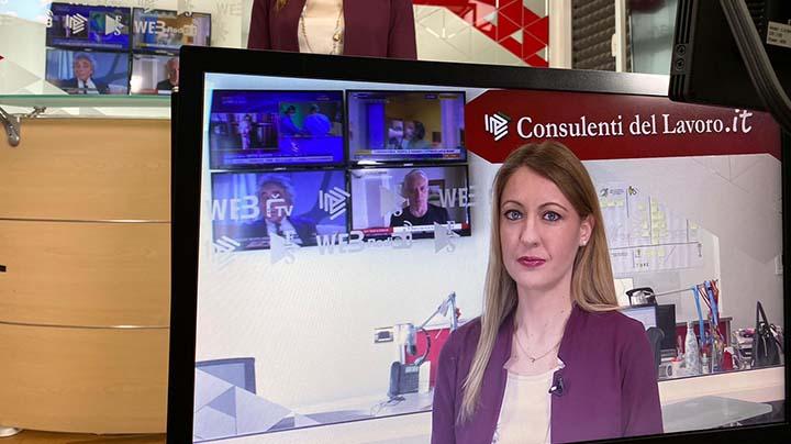 Tg dei Consulenti del Lavoro - 23.03.2020