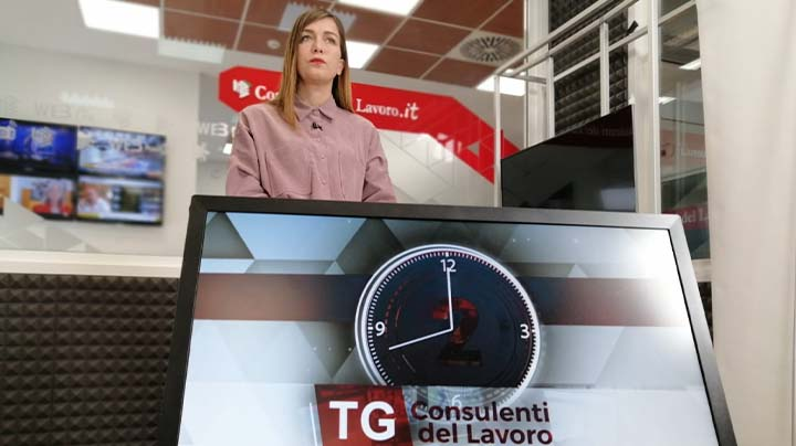 Tg dei Consulenti del Lavoro - 07.04.2020