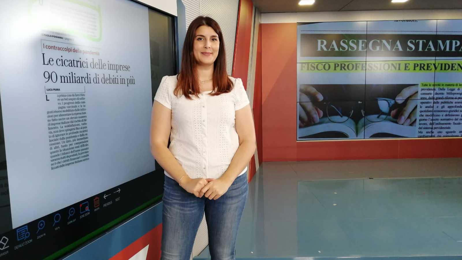 Rassegna Stampa - 14.06.2021