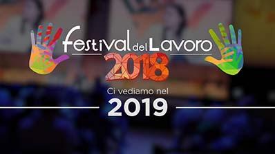 Festival del Lavoro 2018 - Il Backstage