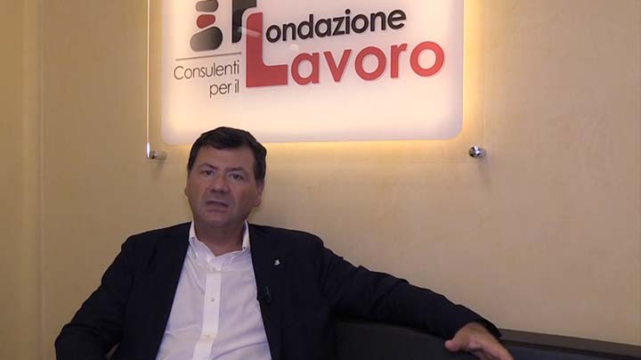 FONDAZIONE LAVORO - Vincenzo Silvestri