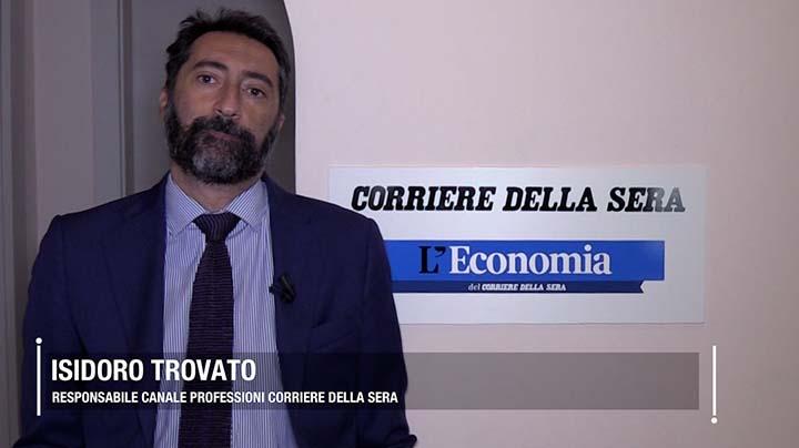 CORRIERE DELLA SERA -  Isidoro Trovato
