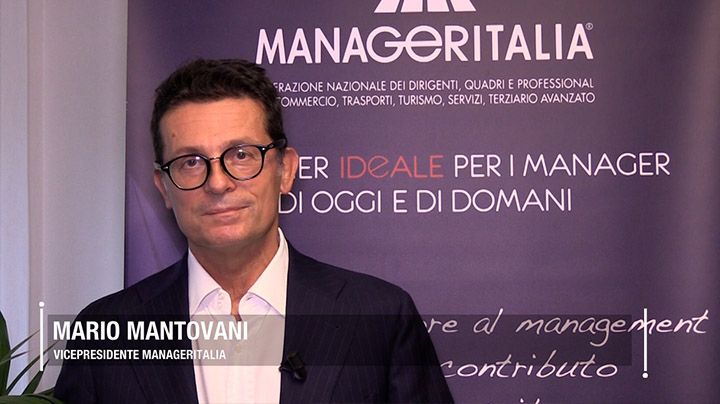 MANAGERITALIA - Mario Mantovani
