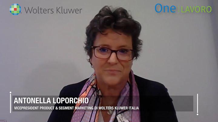 WOLTERS KLUWER ITALIA - Antonella Loporchio