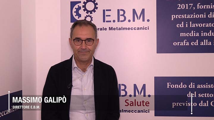 EBM SALUTE - Massimo Galipò