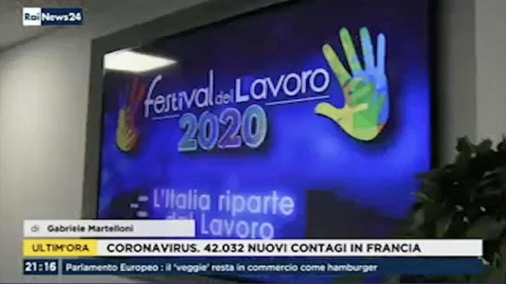 Festival del Lavoro 2020 - Rassegna Video