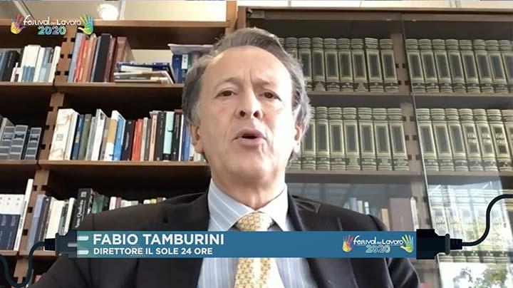 Intervento del Direttore de Il Sole 24 Ore, Fabio Tamburini