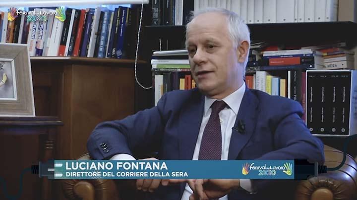 Intervista a Luciano Fontana, Direttore del Corriere della Sera