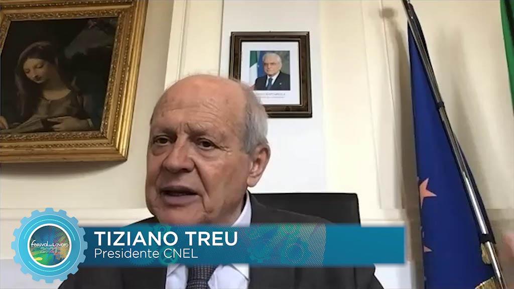 Intervista a Tiziano Treu