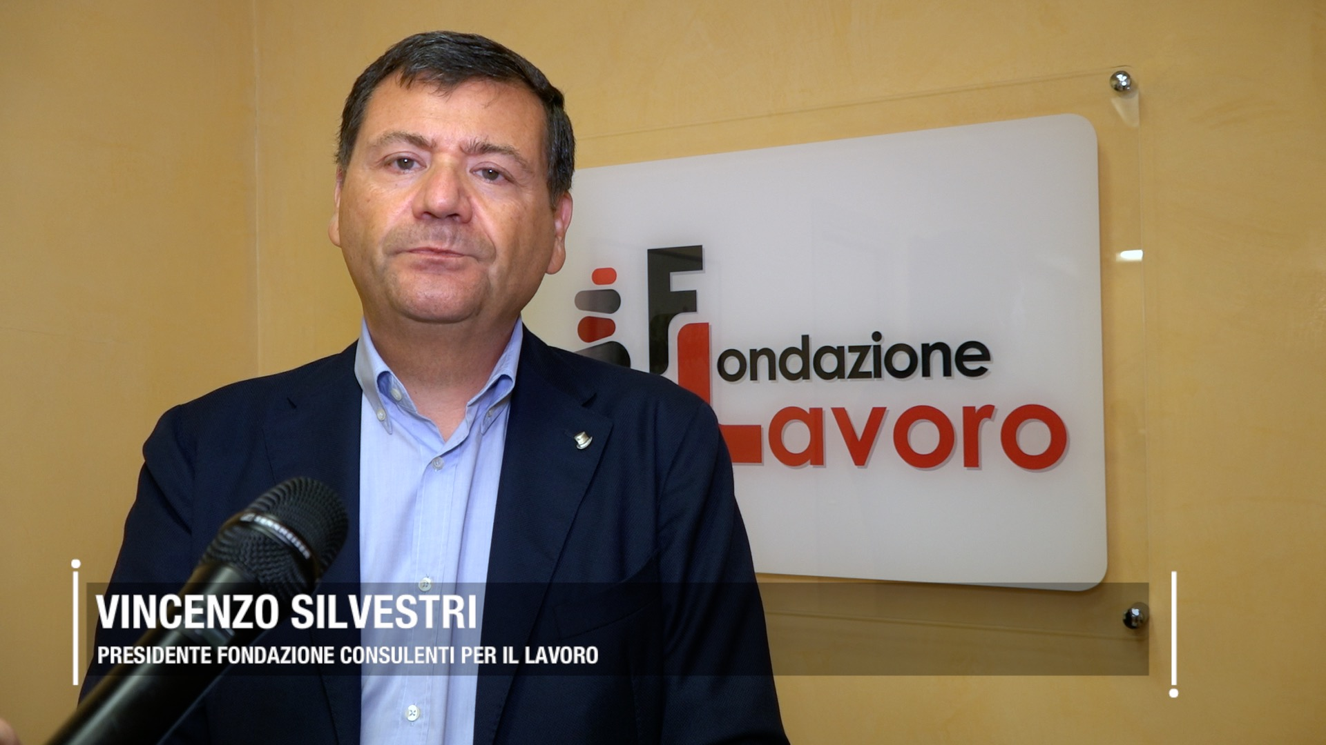 Fondazione Lavoro, gli obiettivi del triennio 2021-2024