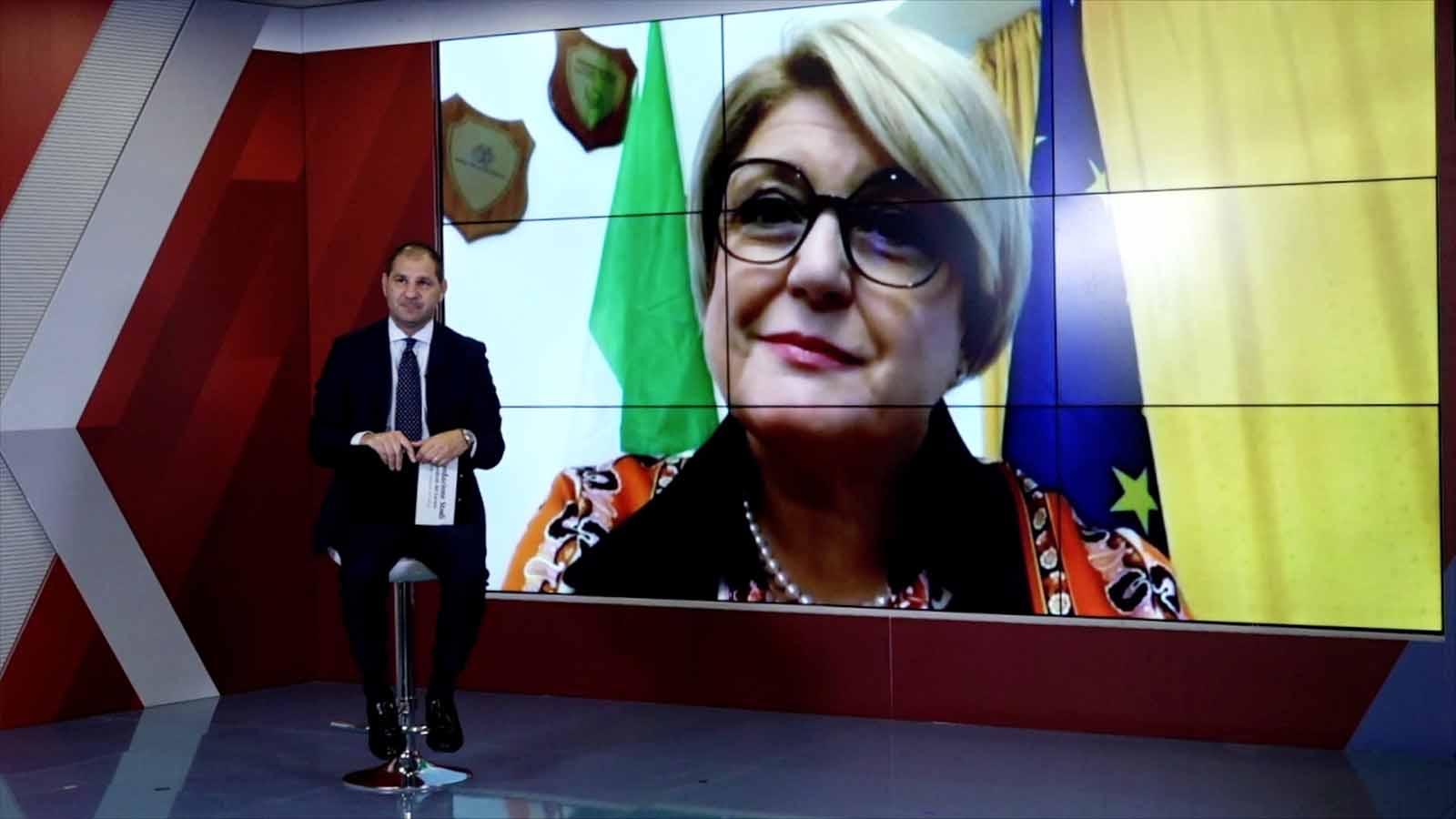 30° - Intervista a Marina Calderone, Presidente CNO. Interviene il Ministro Brunetta