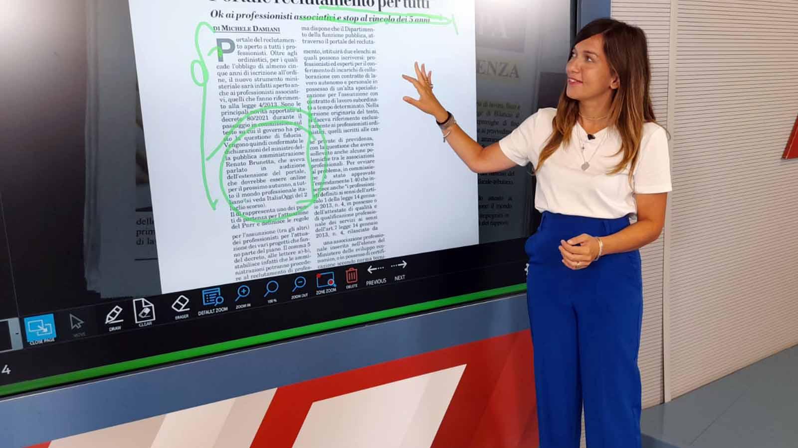 Rassegna Stampa - 30.07.2021